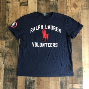 Polo Ralph Lauren Volunteers Shirt Pony T-Shirt